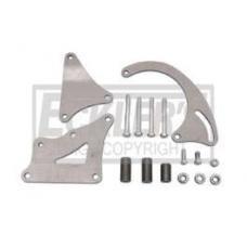 Chevy Alternator Bracket Kit, Small Block, Short Water Pump Extra Clearance, 1955-1957