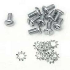 Chevy Timing Cover Screw Set, Small Block 265ci, 283ci, 1955-1957