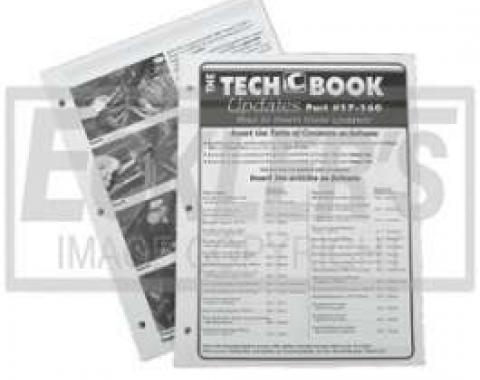 Chevy Tech Book Updates, 2004