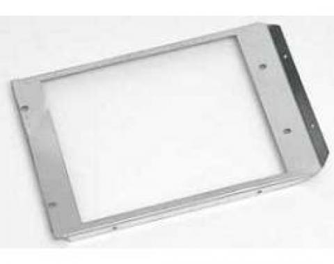 Chevy Heater Core Mounting Plate, Deluxe, 1955-1956