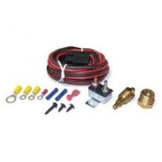 Chevy Electric Fan Relay & Thermostat Kit
