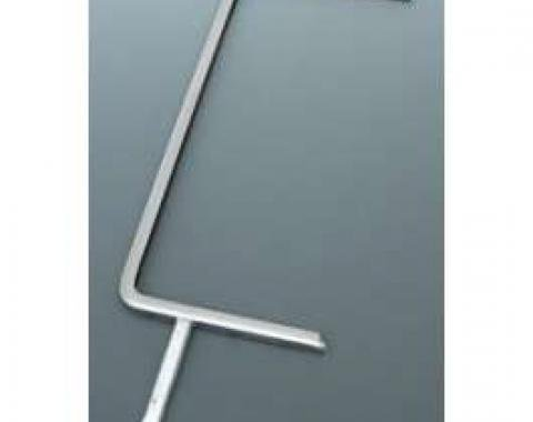 Chevy Vent Window Frame, Right, Convertible, 1955-1957