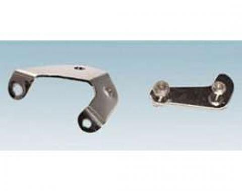 Chevy Throttle Cable Bracket, TPI, 1955-1957