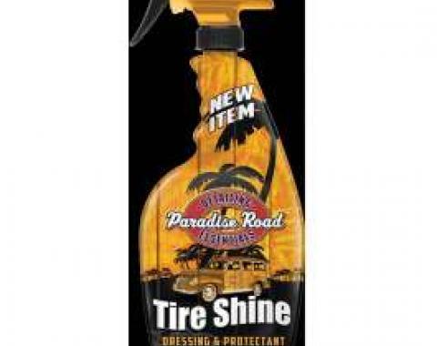 Paradise Road Tire Shine