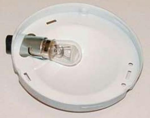 Chevy Dome Light Housing, Large, 1955-1957