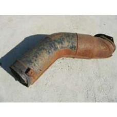 Chevy Air Duct, Left Rear, Used, 1957