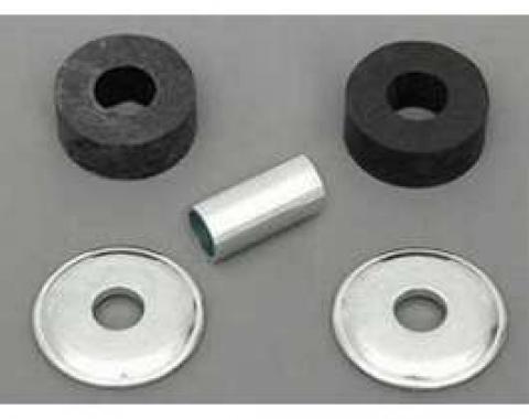 Power Steering Cylinder To Frame Bracket Bushing Kit, 1955-1957