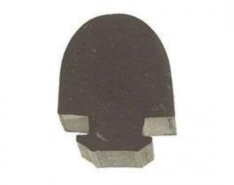 Chevy Brake Or Clutch Pedal Bumper, 1955-1957