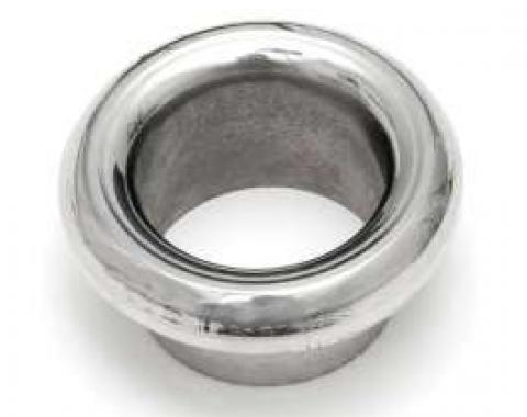 Chevy Spare Tire Door Lift Ring, Stainless Steel, Nomad, Wagon, 1955-1957