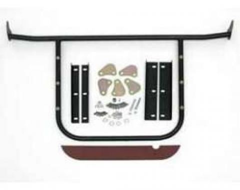 Chevy Radiator Core Support, Tubular, 1957