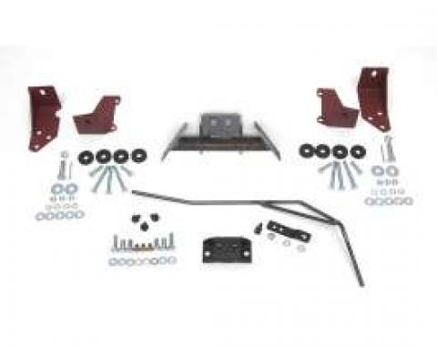 Chevy Turbo Hydra-Matic 200, 350 Automatic Transmission Conversion Kit, Convertible, 1955-1957