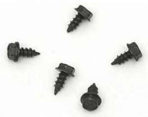 1957 Deluxe Heater Blower Motor Screw Set