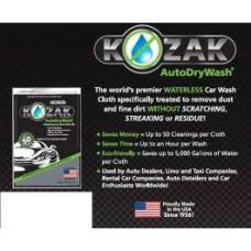 Kozak Auto Dry Wash