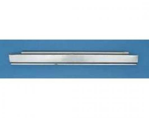 Chevy Rocker Panel, Left, Outer, 1956-1957