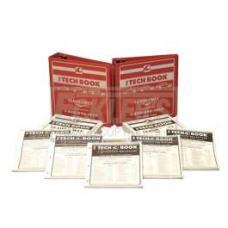 Chevy Tech Book Set, 1955-1957