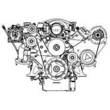 LS Engine Air Conditioning Bracket Kit For Corvette LS Engine, Vintage Air