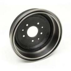 Chevy Brake Drum, Front Or Rear, 1955-1957