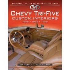 Chevy Tri-Five Custom Interiors Book