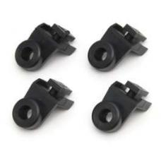 Chevy Electric Fan Mounting Feet, 1955-1957