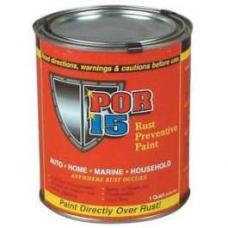 Por-15? Rust Paint (Silver)-Quart