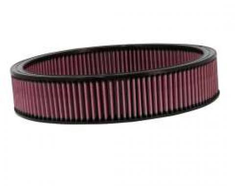 Chevy Air Filter Element, K&N, 1955-1957
