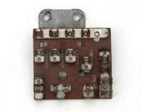 Chevy Fuse Panel, Used, 1957