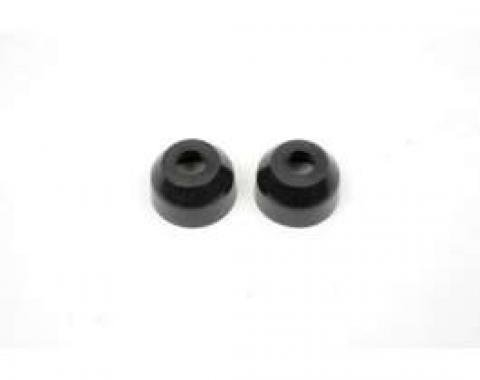 Chevy Tie Rod End Boots, Urethane, 1955-1957