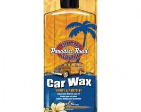 Paradise Road Car Wax