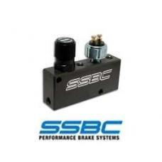 Proportioning Valve, SSBC, Adjustable, Brake Light Switch