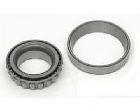 Chevy Inner Wheel Bearing, With Race, Front, For Tapered Roller Bearing Hub Conversions, 1955-1957