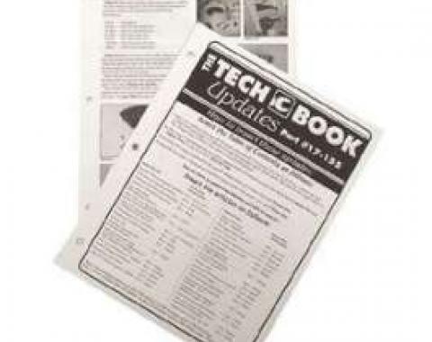 Chevy Tech Book Updates, 1999