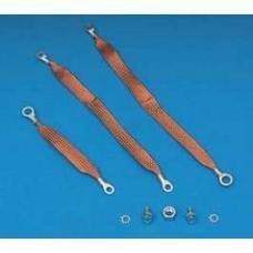 Chevy Ground Wire Strap Kit, 1955-1957
