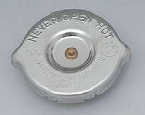 Chevy Radiator Cap, RC1, 1955-1957