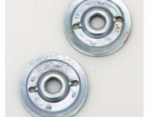 Chevy Emergency Brake Rollers, Used, 1955-1957