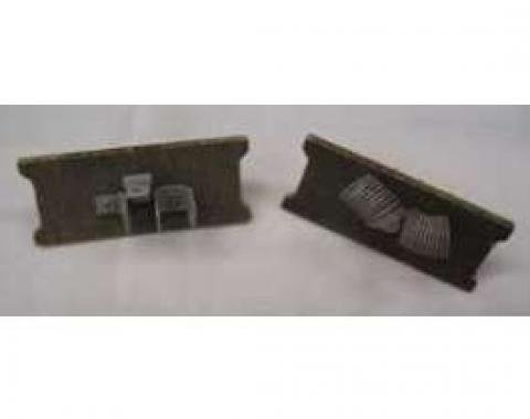 Chevy Heater Resistor, Deluxe, Used, 1957