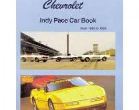 Chevrolet Indy Pace Car Book