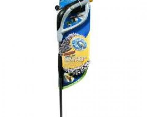 Deluxe Wash-Jet Power Wand Sprayer With Microfiber Wash Pad