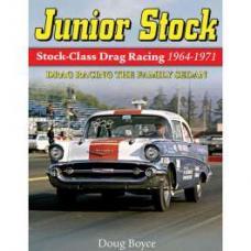 Junior Stock Drag Racing Book