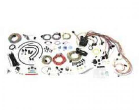 Chevy Classic Update Wiring Harness Kit, 1955-1956