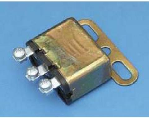 Chevy Horn Relay, 1955-1956