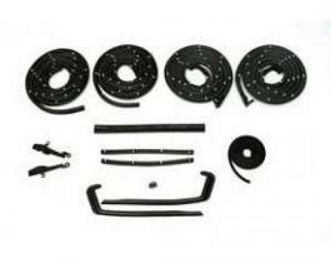 Chevy Weatherstrip Kit, Nomad, 1955-1957