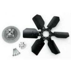 Chevy Fan Clutch Kit, For Small Block Short Water Pump, 1955-1957