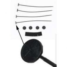 Chevy Electric Fan Zip Tie Mounting Kit, 1955-1957