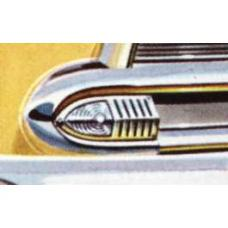 Chevy Parking Light Assembly, Front, 1951