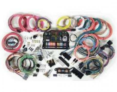 Chevy Wiring Harness Kit, Highway 22, 1949-1954
