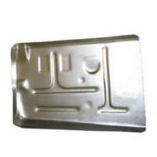 Chevy Toe Board Panel, Right, 1949-1952