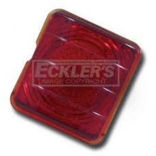 Chevy Glass Taillight Lens, 1951-1952