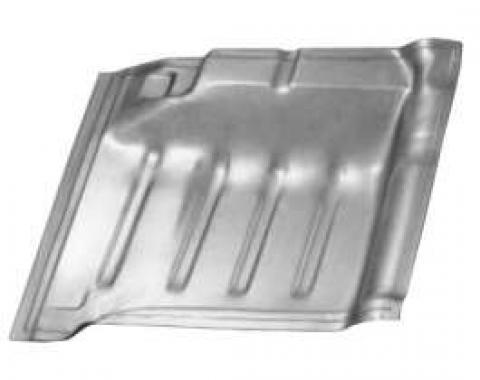 Chevy Floor Pan, Left Rear, 1949-1952