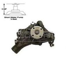Early Chevy Water Pump, Small Block, Long Style, AC Delco, 1949-1954