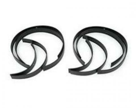 Chevy Liners, Nylon, Leaf Spring, Rear, 1949-1954